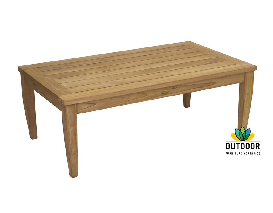 Oasis Coffee Table 1200mm Outdoor Furniture Northside