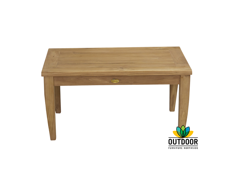 Oasis Coffee Table 900mm Outdoor Furniture Northside