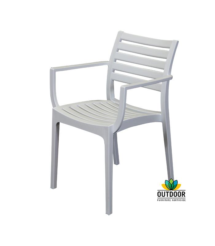 Alma Chair White
