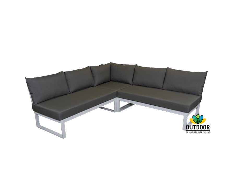 Disco Modular Corner Lounge Without Arms Outdoor Furniture Northside