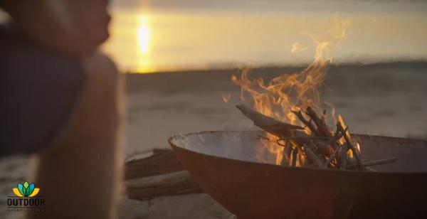 Firepit Lifestyle Photo