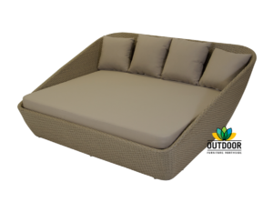 Engedi Daybed (Pebble)