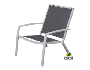 Salsa Pool Chair (Snow-Grey)