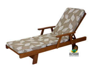 Sunlounger Cushion Camburi Tan