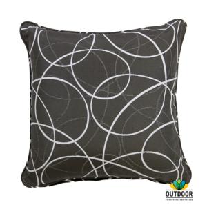Throw Cushion Laytown Grey