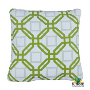 Throw Cushion Natadola Green