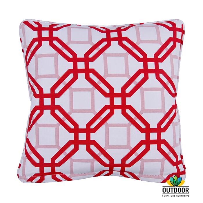 throw cushion natadola red outdoor furniture northside