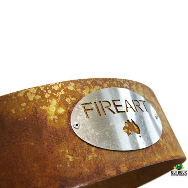 Firepit 75cm
