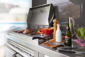 BBQ's & Pizza Ovens