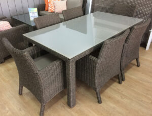 7 Piece Regent Dining Setting