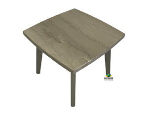 600x600 Stone Top Coffee Table