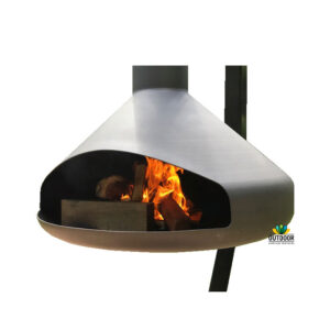 Sirius Suspended Outdoor Fireplace