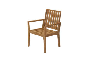 Outdoor Chairs Teak